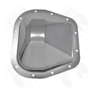 Steering And Suspension - Differential Covers - Yukon Gear & Axle - Yukon Gear Chrome Cover For 9.75 Inch Ford
