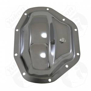 Steering And Suspension - Differential Covers - Yukon Gear & Axle - Yukon Gear Chrome Replacement Cover For Dana 80