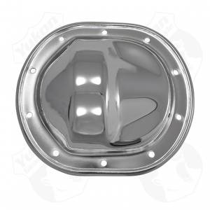 Steering And Suspension - Differential Covers - Yukon Gear & Axle - Yukon Gear Chrome Cover For 10.5 Inch GM 14 Bolt Truck