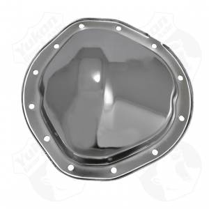 Steering And Suspension - Differential Covers - Yukon Gear & Axle - Yukon Gear Chrome Cover For GM 12 Bolt Truck