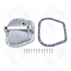 Steering And Suspension - Differential Covers - Yukon Gear & Axle - Yukon Gear 9.75 Inch Ford TA HD Aluminum Cover