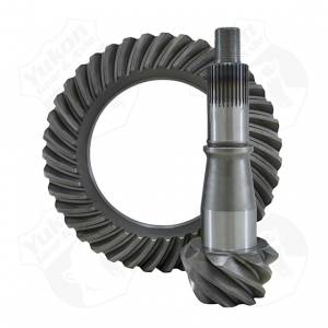 2017-Present GM 6.6L L5P Duramax - Axles & Components - Yukon Gear & Axle - Yukon Gear High Performance Yukon Ring And Pinion Gear Set For 14 And Up GM 9.5 Inch In A 4.56 Ratio