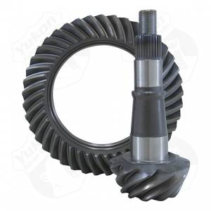 2007.5-Present Dodge 6.7L 24V Cummins - Axles & Components - Yukon Gear & Axle - Yukon Gear High Performance Yukon Ring And Pinion Gear Set For Chrysler 9.25 Inch Front In A 4.56 Ratio