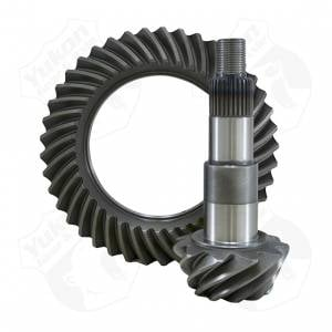 2017-Present GM 6.6L L5P Duramax - Axles & Components - Yukon Gear & Axle - Yukon Gear High Performance Yukon Ring And Pinion Gear Set For GM 8.25 Inch IFS Reverse Rotation In A 5.13 Ratio