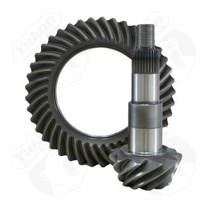 2017-Present GM 6.6L L5P Duramax - Axles & Components - Yukon Gear & Axle - Yukon Gear High Performance Yukon Ring And Pinion Gear Set For GM 8.25 Inch IFS Reverse Rotation In A 4.11 Ratio