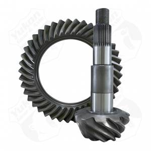 2007.5-Present Dodge 6.7L 24V Cummins - Axles & Components - Yukon Gear & Axle - Yukon Gear High Performance Yukon Ring And Pinion Gear Set For GM 11.5 Inch In A 4.56 Ratio