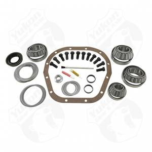 Steering And Suspension - Steering Parts - Yukon Gear & Axle - Yukon Gear Master Overhaul Kit For Ford 10.25 Inch