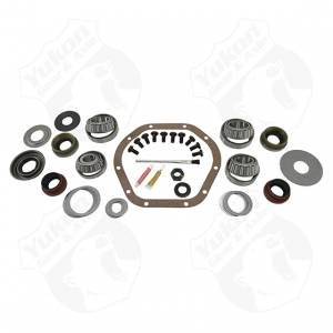 Yukon Gear Master Overhaul Kit For Dana 44 Reverse Rotation Straight Axle Not IFS