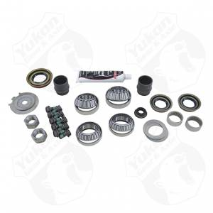 Steering And Suspension - Steering Parts - Yukon Gear & Axle - Yukon Gear Master Overhaul Kit For 98-03 GM S10 And S15 Awd 7.2 Inch IFS