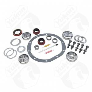 Steering And Suspension - Steering Parts - Yukon Gear & Axle - Yukon Gear Master Overhaul Kit For GM 8.5 Inch Front With Aftermarket Positraction