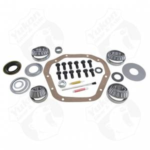 Steering And Suspension - Steering Parts - Yukon Gear & Axle - Yukon Gear Master Overhaul Kit For 99 And Up Dana 60 And 61 Front Disconnect