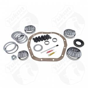 Steering And Suspension - Steering Parts - Yukon Gear & Axle - Yukon Gear Master Overhaul Kit For 08-10 Ford 10.5 Inch s Using Oem Ring And Pinion