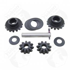 2007.5-Present Dodge 6.7L 24V Cummins - Axles & Components - Yukon Gear & Axle - Yukon Gear 2007 & Up 9.25 Inch Chrysler Standard Open 33 Spline Straight Axle Front Spider Set