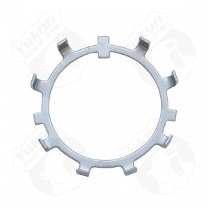 Yukon Gear & Axle - Yukon Gear Spindle Nut Retainer 2.030 Inch I.D 8 Bent Over TABS