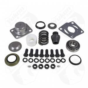 Steering And Suspension - Steering Parts - Yukon Gear & Axle - Yukon Gear Replacement King-Pin Kit For Dana 601 Side Pin Bushing Seals Bearings Spring Cap