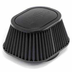 Air Intakes & Accessories - Air Filters - Banks Power - Banks Power Air Filter Element Dry For Use W/Ram-Air Cold-Air Intake Systems 99-14 Chevy/GMC - Diesel/Gas