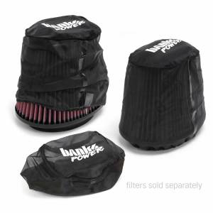 Banks Power - Banks Power Pre-Filter Filter Wrap For Use W/Ram-Air Cold-Air Intake Systems Air Filter PN 42158 and PN 42188