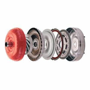 Banks Power - Banks Power Billet Torque Converter W/RaceLock Technology 03-07 Ford 6.0L and 05-10 6.8L Truck/SUV/Motorhome W/5R110 Transmission