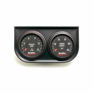 Gauges & Pods - Gauges - Banks Power - Banks Power DynaFact Electronic Gauge Assembly 01-07 Chevy 03-07 Dodge 03-07 Ford