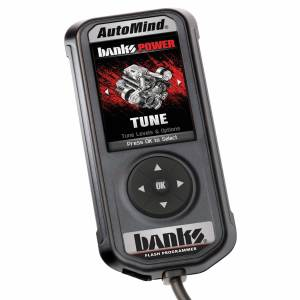 2011-2016 Ford 6.7L Powerstroke - Programmers & Tuners - Banks Power - Banks Power AutoMind 2 Programmer Hand Held Ford Diesel/Gas (Except Motorhome)