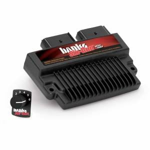 2008-2010 Ford 6.4L Powerstroke - Programmers & Tuners - Banks Power - Banks Power Six-Gun Diesel Tuner W/Switch 08-10 Ford 6.4L