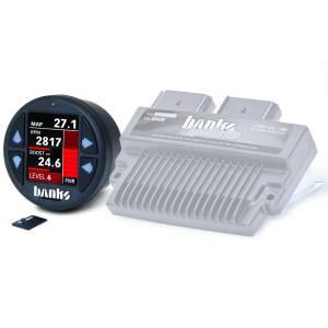 Exhaust - Exhaust Brakes - Banks Power - Banks Power SpeedBrake W/iDash 1.8 DataMonster 07-10 Chevy 6.6L LMM