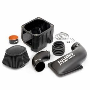 Air Intakes & Piping - Air Intakes - Banks Power - Banks Power Ram-Air Cold-Air Intake System Dry Filter 11-12 Chevy/GMC 6.6L LML