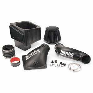 Air Intakes & Accessories - Air Intakes - Banks Power - Banks Power Ram-Air Cold-Air Intake System Dry Filter 10-12 Dodge/Ram 6.7L