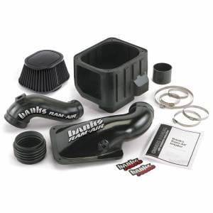 Air Intakes & Accessories - Air Intakes - Banks Power - Banks Power Ram-Air Cold-Air Intake System Dry Filter 01-04 Chevy/GMC 6.6L LB7