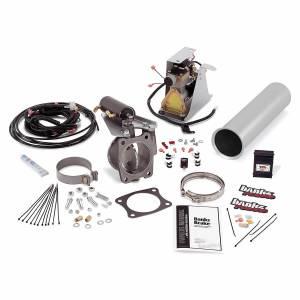 Banks Power Brake Exhaust Braking System 01-04 Chevy 6.6L Stock Exhaust