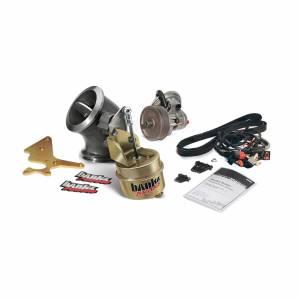 Banks Power - Banks Power Brake Exhaust Braking System 04.5-05 Dodge 5.9L Manual
