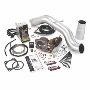 Exhaust - Exhaust Brakes - Banks Power - Banks Power Brake Exhaust Braking System 03-04 Dodge 5.9L Stock Exhaust