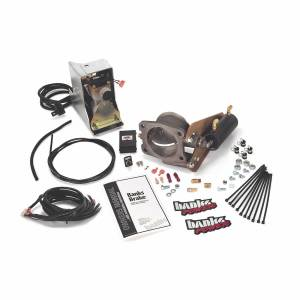 Exhaust - Exhaust Brakes - Banks Power - Banks Power Brake Exhaust Braking System 03-04 Dodge 5.9 Banks Exhaust W/Catalytic Converter