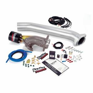 Exhaust - Exhaust Brakes - Banks Power - Banks Power Brake Exhaust Braking System 98-02 Dodge 5.9L Stock Exhaust