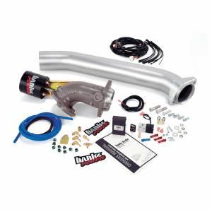 Banks Power - Banks Power Brake Exhaust Braking System 98-02 Dodge 5.9L Stock Exhaust