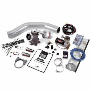 Banks Power - Banks Power Brake Exhaust Braking System 99.5-03 Ford 7.3L Stock Exhaust