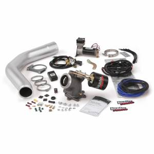Exhaust - Exhaust Brakes - Banks Power - Banks Power Brake Exhaust Braking System 99-99.5 Ford F-450/F-550 Super Duty 7.3L Banks Exhaust