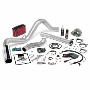 Air Intakes & Accessories - Air Intakes - Banks Power - Banks Power Stinger-Plus Bundle Power System 95.5-97 Ford 7.3L Manual Transmission