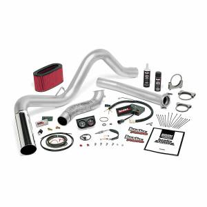 Air Intakes & Accessories - Air Intakes - Banks Power - Banks Power Stinger Bundle Power System 94-95.5 Ford 7.3L Manual Transmission 94-95.5 Ford 7.3L Manual Transmission