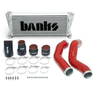 Turbo Chargers & Components - Intercoolers and Pipes - Banks Power - Banks Power Intercooler System W/Boost Tubes 13-18 RAM 6.7L