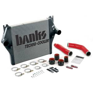 Turbo Chargers & Components - Intercoolers and Pipes - Banks Power - Banks Power Intercooler System W/Boost Tubes 07-08 Dodge 6.7L