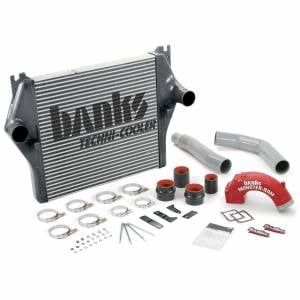 Turbo Chargers & Components - Intercoolers and Pipes - Banks Power - Banks Power Intercooler System 06-07 Dodge 5.9L W/Monster-Ram and Boost Tubes