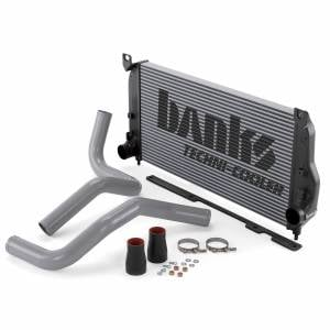 Turbo Chargers & Components - Intercoolers and Pipes - Banks Power - Banks Power Intercooler System 02-04 Chevy/GMC 6.6 LB7 W/Boost Tubes