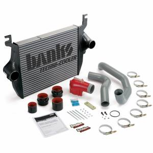 Turbo Chargers & Components - Intercoolers and Pipes - Banks Power - Banks Power Intercooler System 05-07 Ford 6.0L F250/F350/F450 W/High-Ram and Boost Tubes