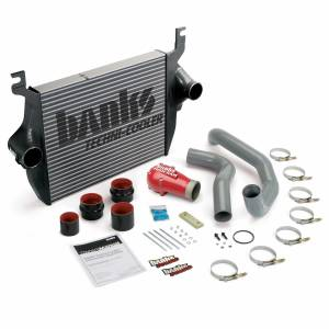 Turbo Chargers & Components - Intercoolers and Pipes - Banks Power - Banks Power Intercooler System 03-04 Ford 6.0L F250/F350/F450 W/High-Ram and Boost Tubes