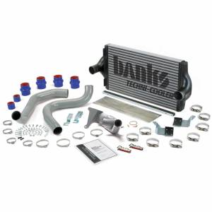 Turbo Chargers & Components - Intercoolers and Pipes - Banks Power - Banks Power Intercooler System W/Boost Tubes 99 Ford 7.3L