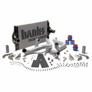 Banks Power Intercooler System W/Boost Tubes 94-97 Ford 7.3L