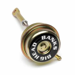 Banks Power - Banks Power BigHead Wastegate Actuator Kit Dodge 1999-2000 All 2001-2002 245hp Manual Transmission