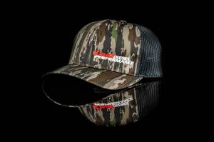 DDP Merchandise - Hats - Dan's Diesel Performance, INC. - DDP Black & RealTree SnapBack Hat w/ Side Logo