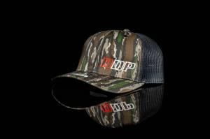 DDP Merchandise - Hats - Dan's Diesel Performance, INC. - DDP Black & RealTree SnapBack Hat w/ Abbreviated DDP Logo